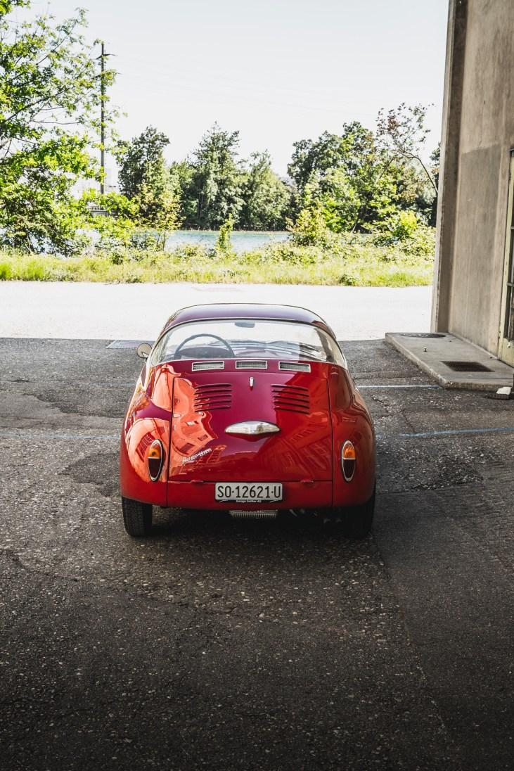 @Fiat Abarth 500 GT Coupé Zagato - 2