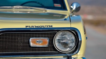 @1969 PLYMOUTH BARRACUDA MOD TOP - 10