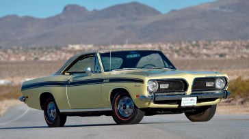 @1969 PLYMOUTH BARRACUDA MOD TOP - 12