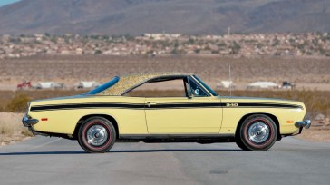 @1969 PLYMOUTH BARRACUDA MOD TOP - 2