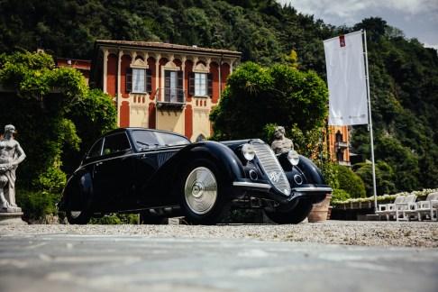 @Alfa Romeo 8C 2900B - 17