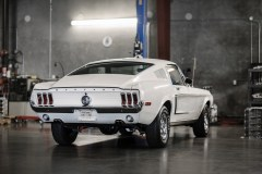 @1968 Ford Mustang 428 Cobra Jet - 16