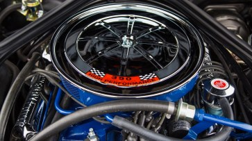 @67 Mustang Convertible 390 - 11