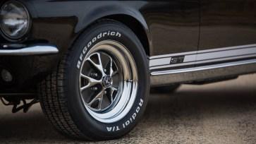 @67 Mustang Convertible 390 - 14