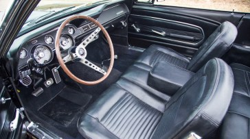 @67 Mustang Convertible 390 - 4