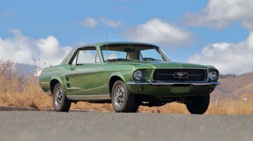 @67 Mustang Coupe 289 - 12