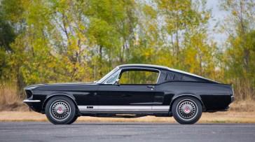 @67 Mustang Fastback 390 - 2