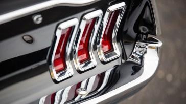@67 Mustang Fastback 390 - 9
