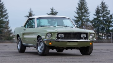 @68 Mustang 302 Coupe - 12