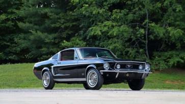 @68 Mustang 390 Fastback - 10
