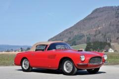 @1953 Fiat 8V Cabriolet Vignale-050 - 1
