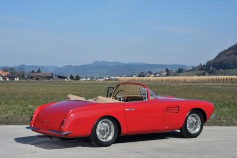 @1953 Fiat 8V Cabriolet Vignale-050 - 16