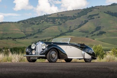 @1938 Lagonda V-12 Rapide Drophead Coupe - 10