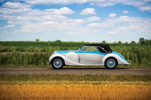 @1939 Lagonda V-12 Drophead Coupe - 1