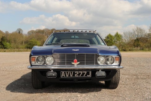 @1971 Aston Martin DBS Estate - 15