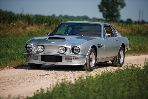 @1977 Aston Martin V8 Vantage 'Bolt-On Fliptail' - 9