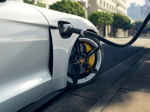 @Porsche Taycan - 13