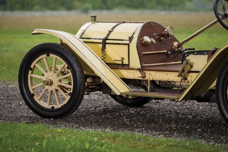@1911 Mercer Type 35R Raceabout - 1