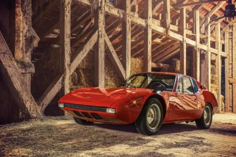 @Fiat Abarth Scorpione 1300 SS 1969 ©Bildermeister - 11