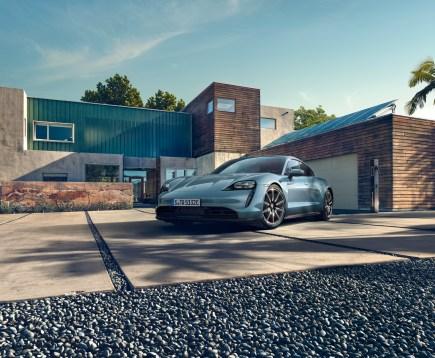@Porsche Taycan 4S - 11