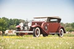 @1931 Cadillac Series 452 V-16 Special Dual Cowl Phaeton - 10