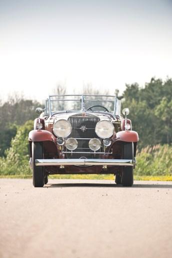 @1931 Cadillac Series 452 V-16 Special Dual Cowl Phaeton - 13