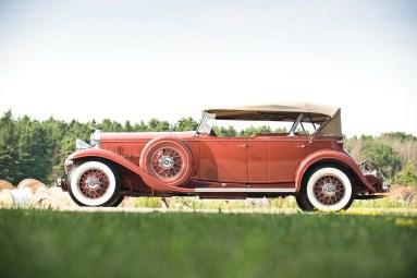 @1931 Cadillac Series 452 V-16 Special Dual Cowl Phaeton - 9