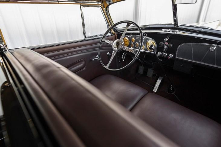 @1935 Cadillac V-16 Imperial Convertible Sedan Fleetwood-5100043 - 12