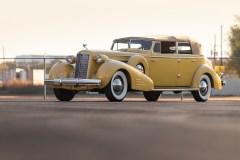 @1935 Cadillac V-16 Imperial Convertible Sedan Fleetwood-5100043 - 2