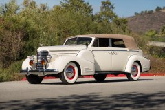 @1938 Cadillac V-16 Convertible Sedan Fleetwood-5270060 - 1