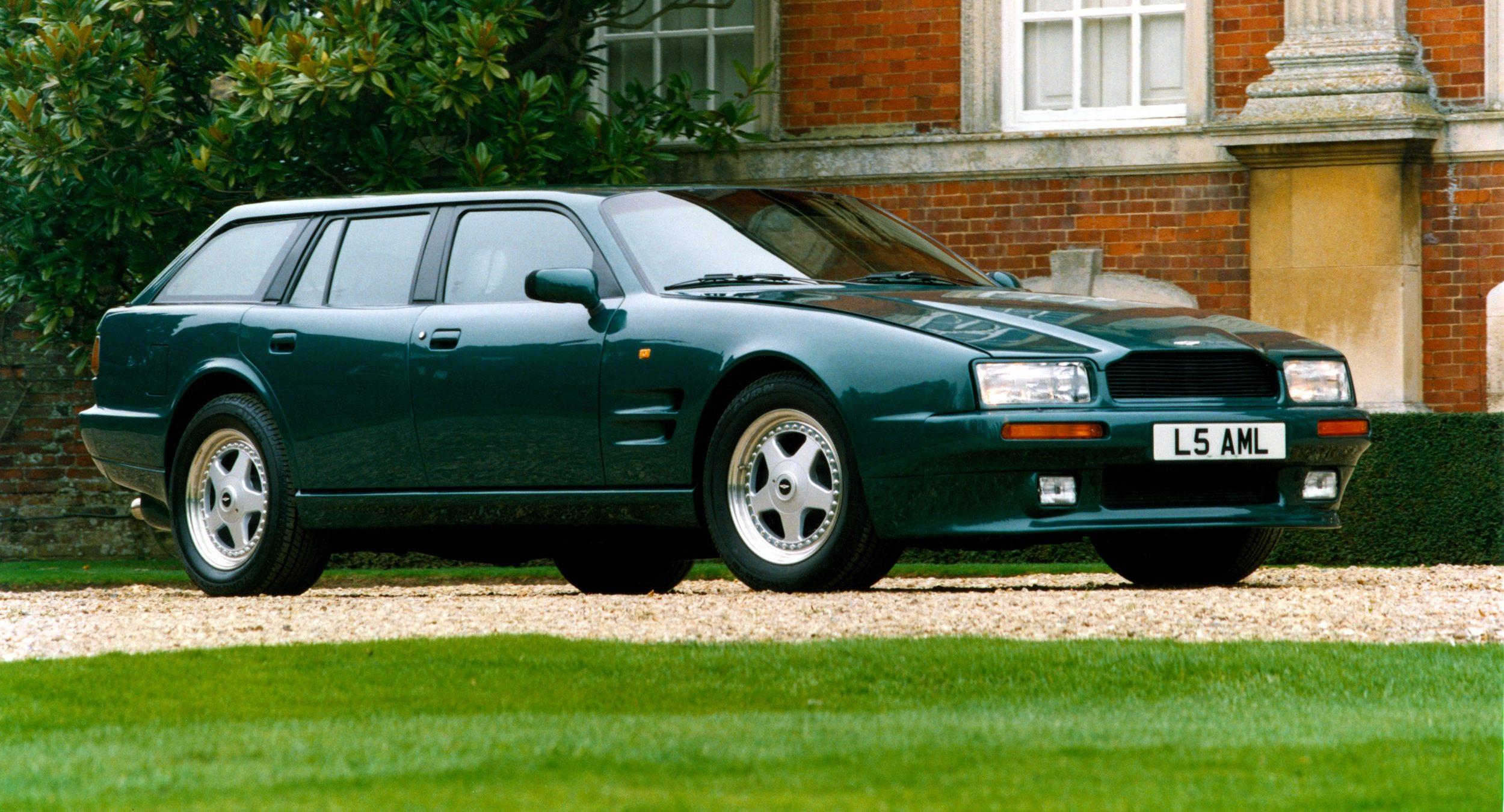 Aston Martin Lagonda Archive Radicalmag