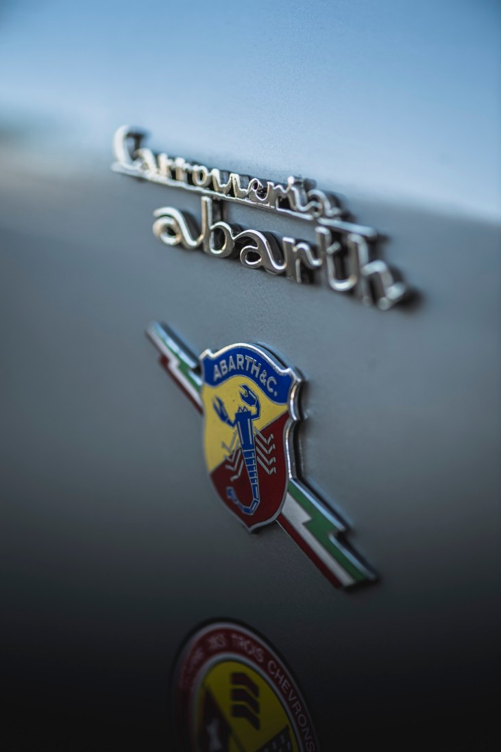 @Fiat Abarth 1000 Beccaris ©Stefan Bogner - 12
