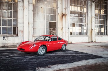 @Fiat Abarth 1000 Bialbero Longnose - 11