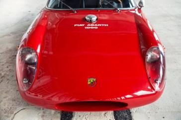 @Fiat Abarth 1000 Bialbero Longnose - 2