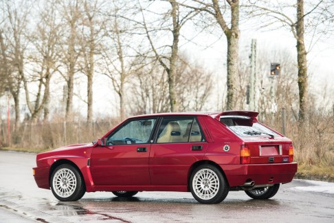 @Lancia Delta Integrale Dealers Collection - 1
