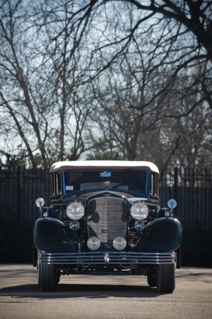 @1933 Cadillac V16 Convertible Phaeton - 4