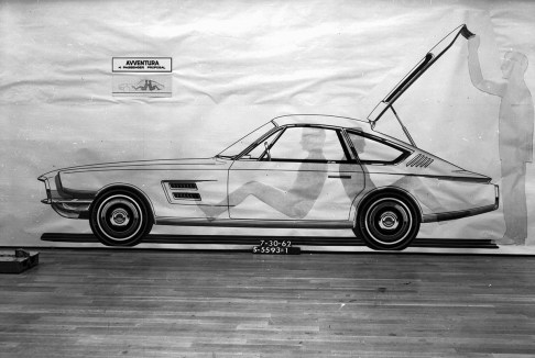 Ford Mustangs That Never Were: 1961 Avventura, Avanti, Allegro d
