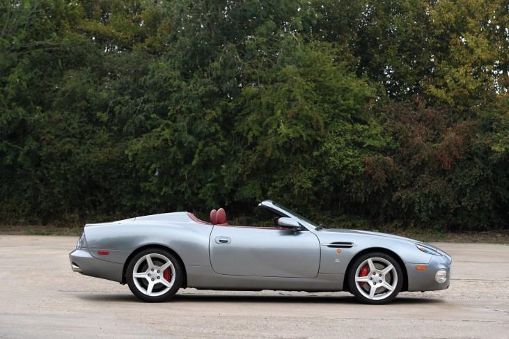 @2003 Aston Martin DB AR1 Zagato - 13