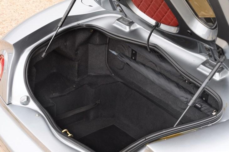 @2003 Aston Martin DB AR1 Zagato - 19