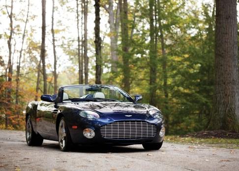 @2003 Aston Martin DB AR1 Zagato - 2