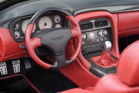 @2003 Aston Martin DB AR1 Zagato - 25