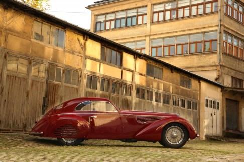 @1939 Alfa Romeo 8C 2900 B Touring Berlinetta - 9