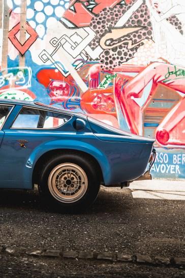 @Abarth Simca 1300 GT Coupé Corsa - 4