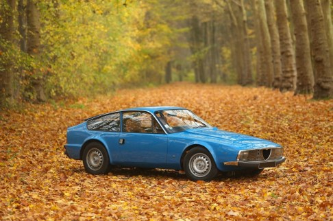 @1972 Alfa Romeo Junior 1600 Zagato - 1