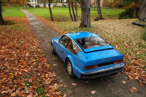 @1972 Alfa Romeo Junior 1600 Zagato - 9