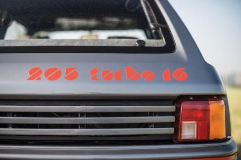 @1984 Peugeot 205 Turbo 16-2 - 15