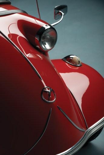 @1957 Messerschmitt KR 201 Roadster - 7