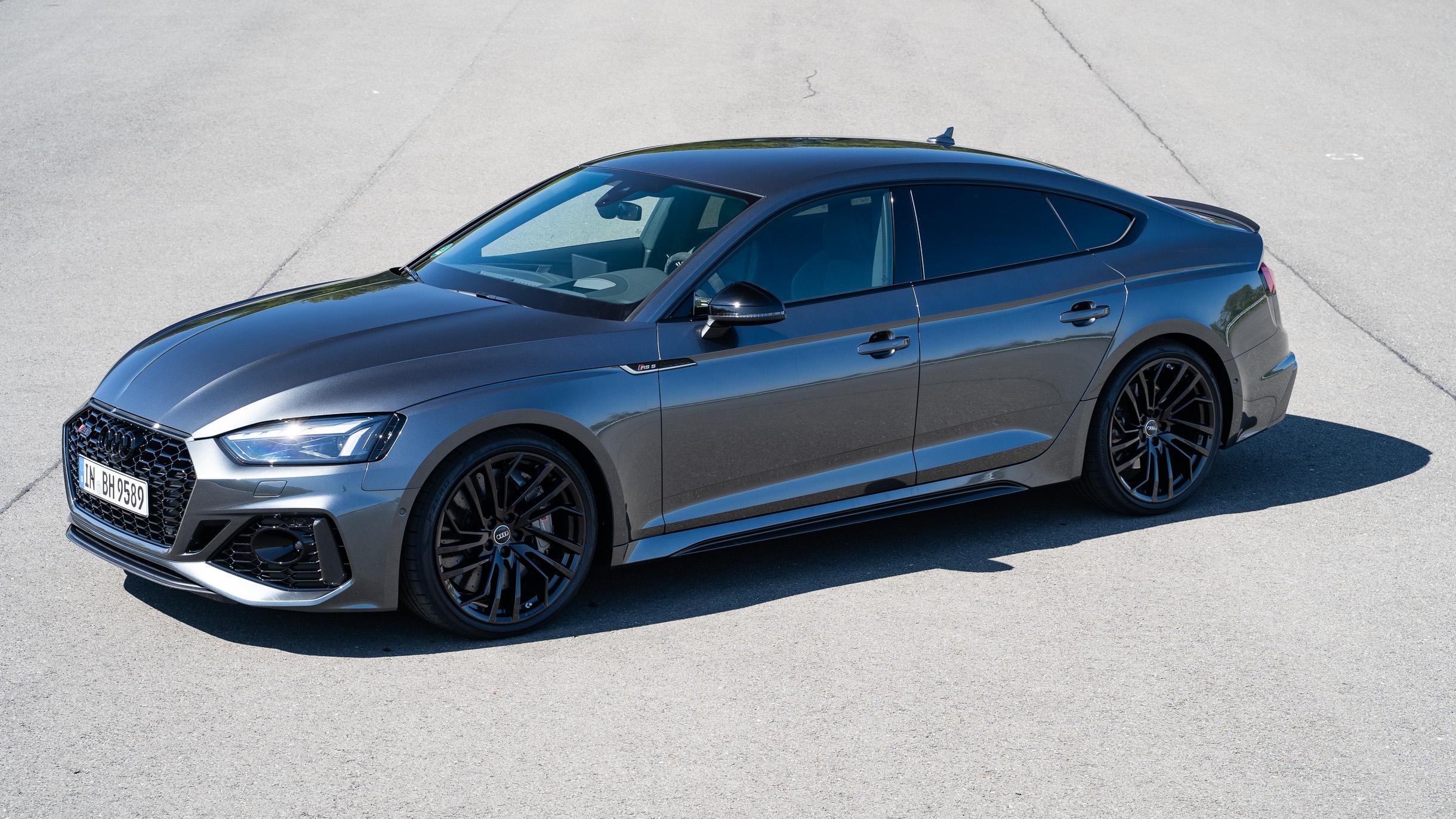 2020 Audi S5 Speed Test