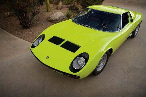 @1967 Lamborghini Miura P400 SV Conversion-3066 - 1