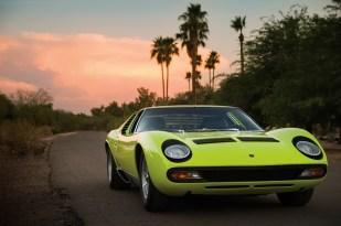@1967 Lamborghini Miura P400 SV Conversion-3066 - 5